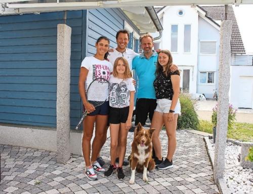 Beuters bieten Familienanschluss auf Zeit