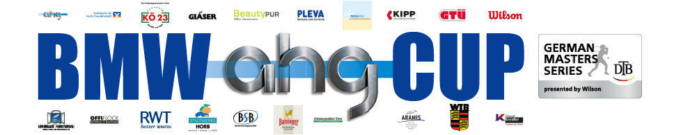 BMW-agh-Cup Logo