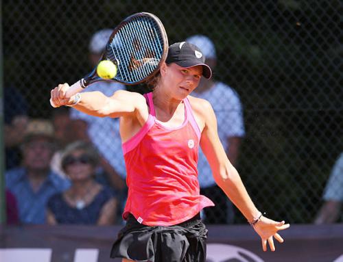 Erster Turniersieg für Katharina Gerlach